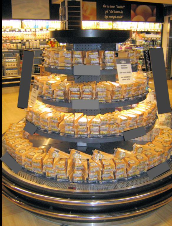 Landana fromage points de vente
