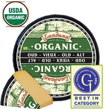 Best organic cheese
