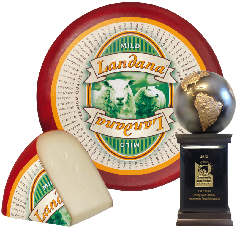 Landana Sheep Cheese MILD best in North America