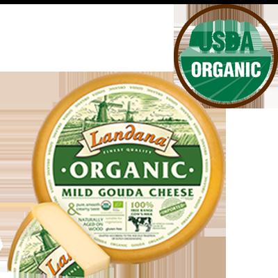 Landana Organic USDA certified