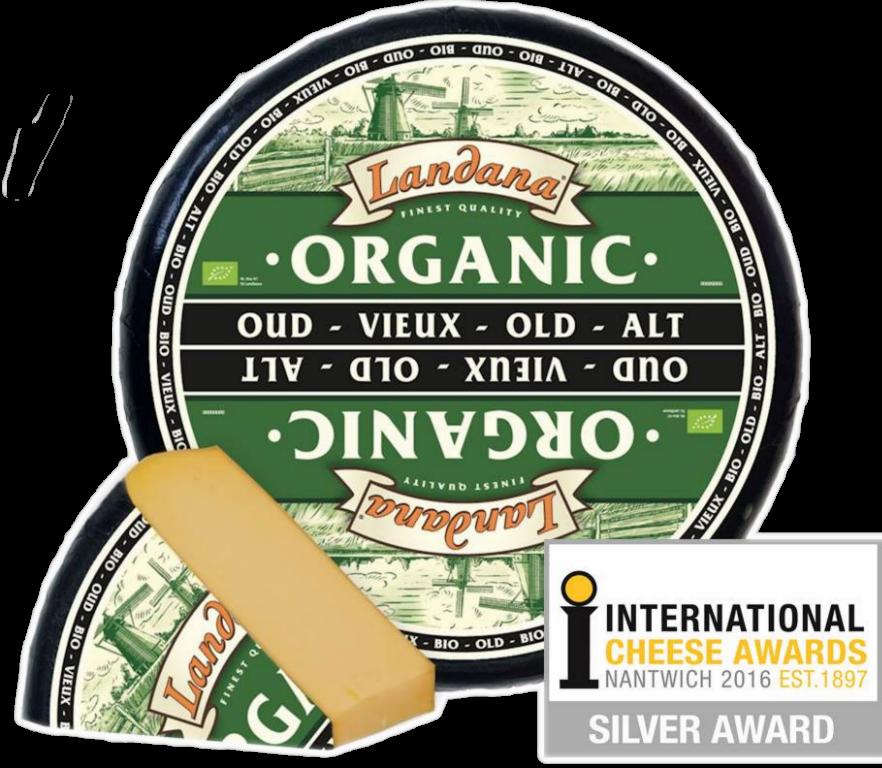 Landana ORGANIC OLD specialty cheese