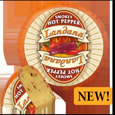 Hoge onderscheidingen voor Landana kaas