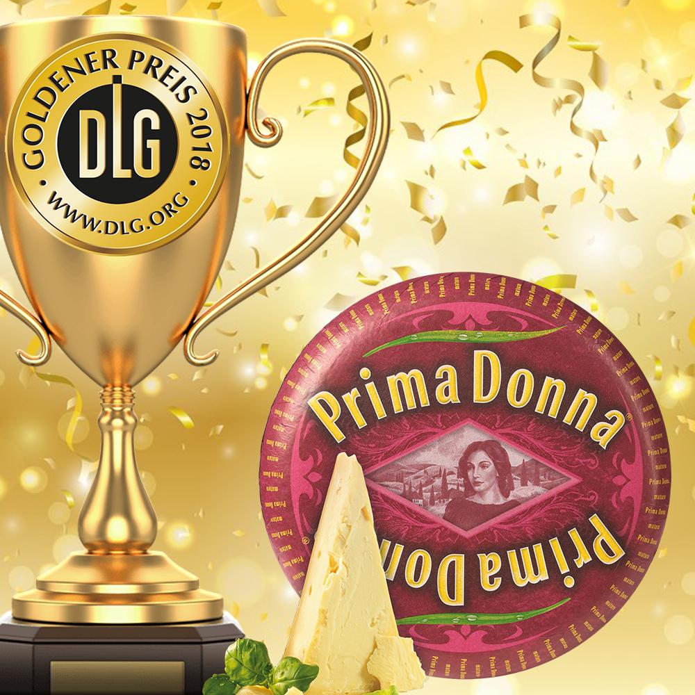 Prima Donna DLG gold award