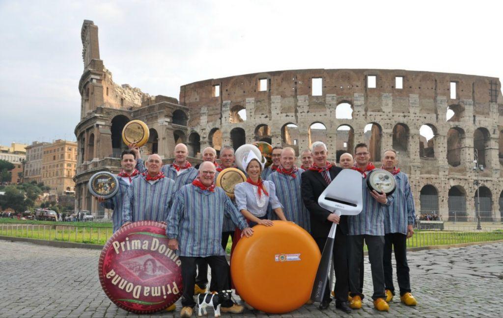 Prima Donna in Rom