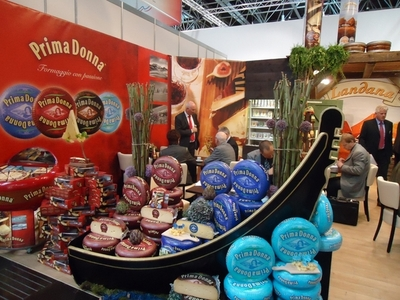 Prima Donna at trade fairs