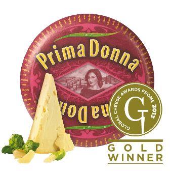 Prima Donna maturo 'O melhor queijo da Europa'