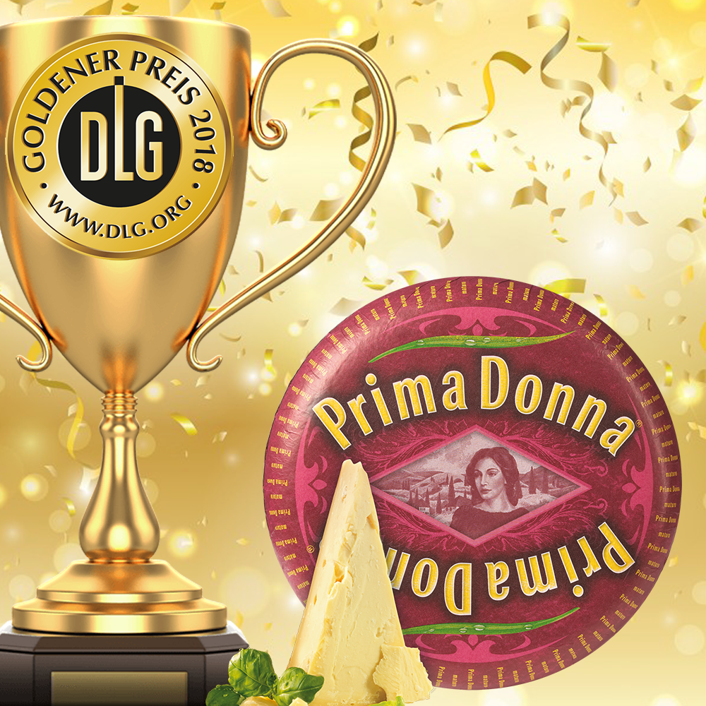 Prima Donna maturo DLG award