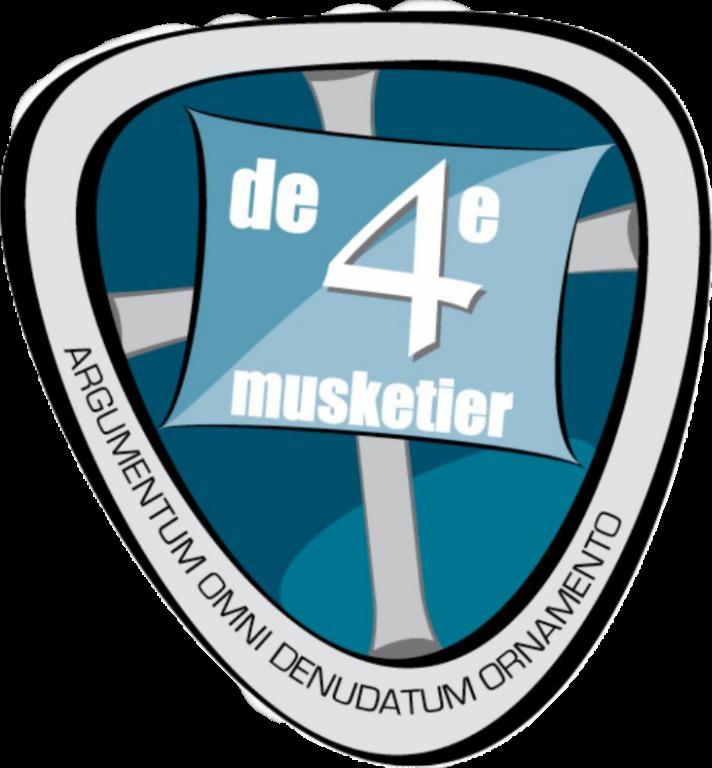 Logo 4e Musketiers